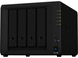Synology-4-bay-NAS-DiskStation-DS918-Diskless