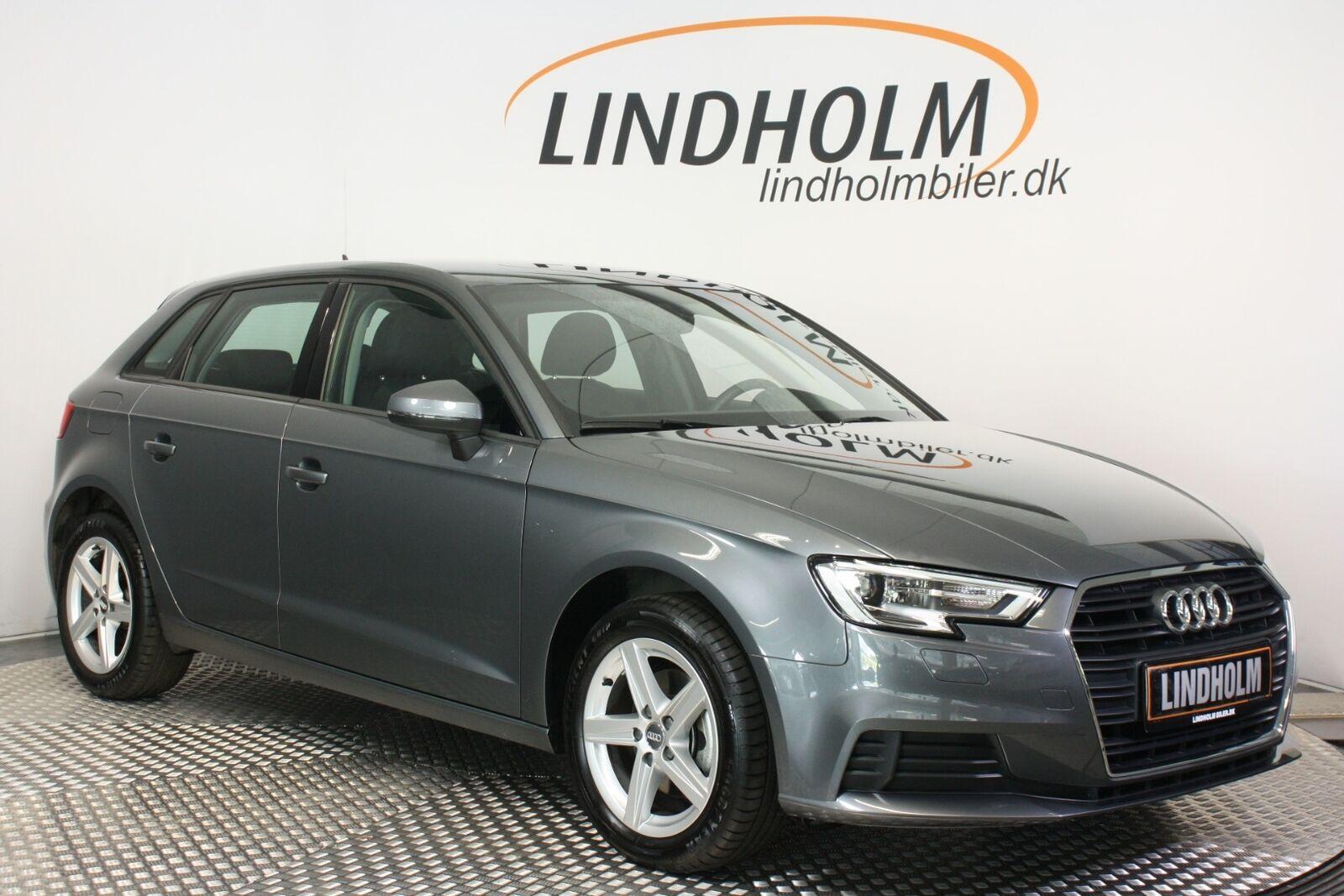 Audi A3 1,0 TFSi 116 SB 5d