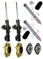Volvo V70 99-00 Front & Rear Shocks Struts Mount Sleeve Suspension Kit Kyb/meyle on sale