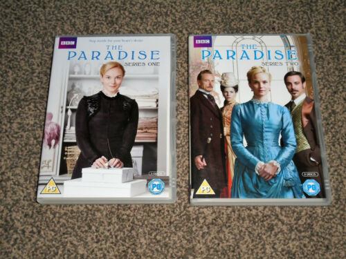 1 of 1 - THE PARADISE : SERIES ONE & TWO ( 1 + 2 ) DVD COLLECTION - IN VGC (FREE UK P&P)