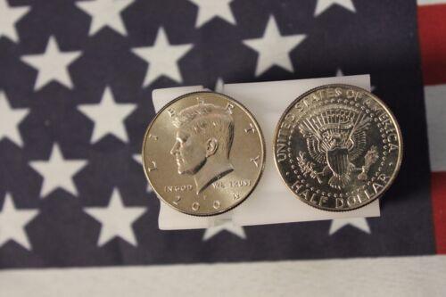 BU from mint sets 20 clad halves 2004 P Half dollar Roll