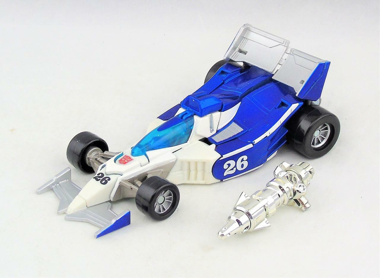 Transformers Henkei Classics Deluxe Class Mirage Complete W  Launcher