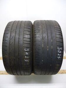 2x-255-35-R18-90W-Bridgestone-Potenza-RE-050A