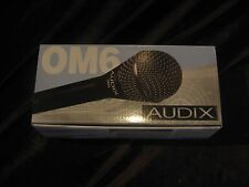 Audix OM6 Vocal microphone - New