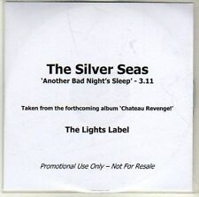 (CI492) The Silver Seas, Another Bad Night's Sleep - 2011 DJ CD