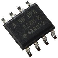 OPA228UA Burr Brown Op-Amplifier 33MHz 11V/µs Single Low Noise OpAmp SO-8 855937