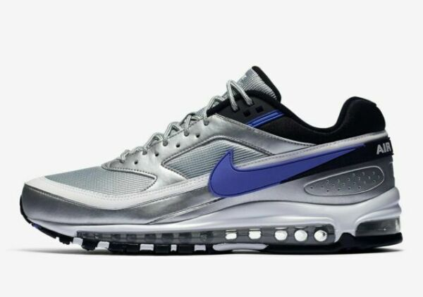 Size 10 - Nike Air Max 97 BW Persian Violet 2018 for sale online ...