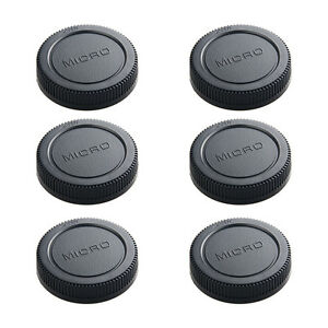 6-micro-m-4-3-camera-rear-lens-cap-cover-for-Olympus-Panasonic-replacement