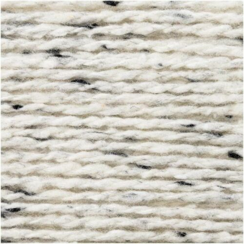 Rico Moda Moderna Tweed Light /& Soft Aran