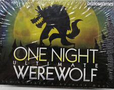 Board Game One Night Ultimate Werewolf Bezier Games 2018 Sealed Brand NEW!