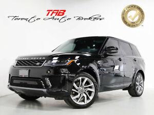 2019 Land Rover Range Rover Sport Td6 HSE DIESEL I 21 IN WHEELS I HUD I NAVI I PANO