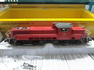 Brawa-42724-H0-Gravita-15D-BR-265-Diesellokomotive-DB-AG-DCC-sound-VI-D-amp-H-Neu