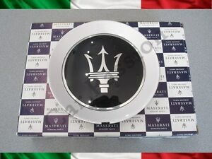 1-Enjoliveur-Maserati-Ghibli-Logo-Armoirie-Patron-Original-Jantes-en-Alliage