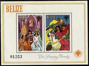 Belize-1980-Scott-521-MLH-Souvenir-Sheet
