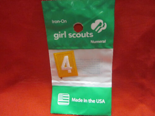 DAISY GIRL SCOUTS NUMBER 4