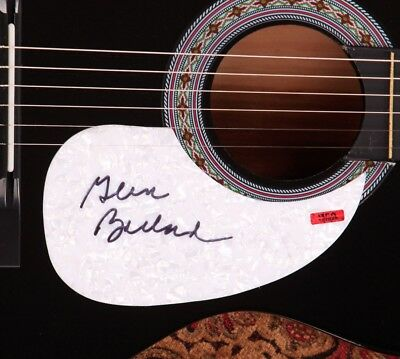 Signed Acoustic Guitar Ad1 Coa Save 50-70% Gfa Grammy Winning Songwriter Glen Ballard