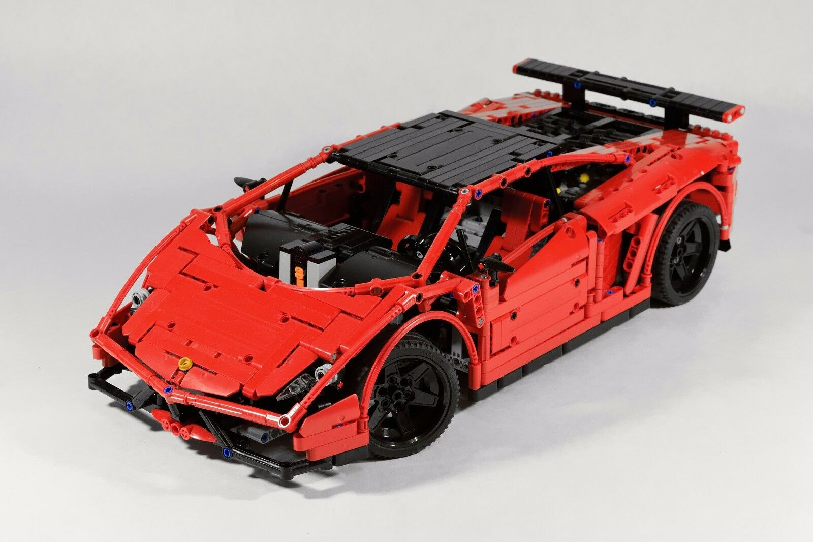 Lego technic MOC - Lamborghini Gallardo Super RC