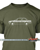 Bmw 318i Coupe E30 Serie 3 Men T-shirt - Multiple Colors And Sizes