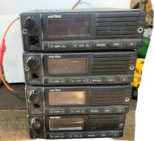 VERTEX FTL-7011 2 Way Radio With Yaesu Mh-25a8j Mic