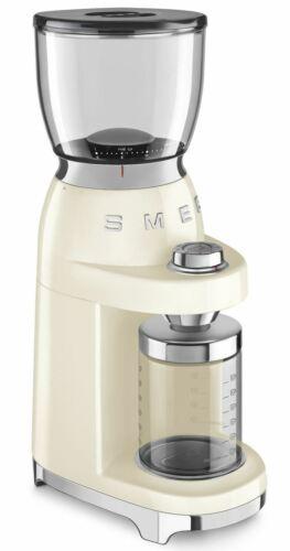 Smeg CGF01 Kaffeemühle im 50er Jahre Retro Design 3 Mahlgradstufen elektrisch