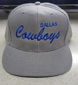 cf775a4931fd7 Dallas Cowboys true vintage caps early 80 s mint!!deadstock big time ...