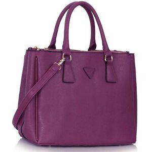 Ladies-Fashion-Designer-Tote-Style-Bag-Womens-Large-Handbag-will-fit-laptop