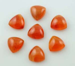 Details about  /Lovely Lot Natural Carnelian 9X11 mm Octagon Cabochon Loose Gemstone