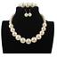 Charm-Fashion-Women-Jewelry-Pendant-Choker-Chunky-Statement-Chain-Bib-Necklace thumbnail 181