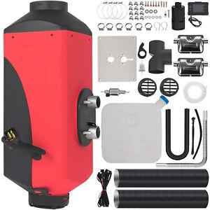 5KW-12V-Diesel-Calentador-de-aire-control-remoto-LCD-Monitor-para-Coche-Camion-Motor-Barco