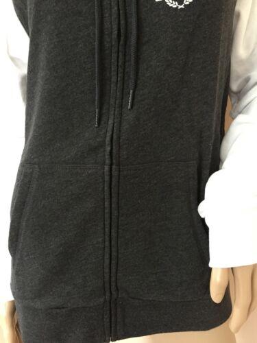 Perfect Veste à Pink Victorias's veste capuche de foncéBlanc gris zippée parfaite SecretGrande EHD9YW2I