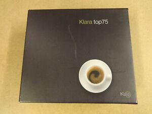 8-CD BOX / KLARA TOP 75 - DEEL 1,2,3,4