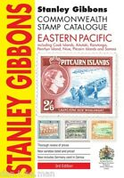 STANLEY GIBBONS COMMONWEALTH STAMP CATALOGUE - EASTERN PACIFIC - 3rd EDITION