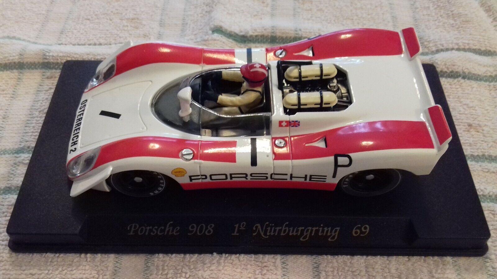 FLY C11 Porsche 908 1st Nurburgring 1969