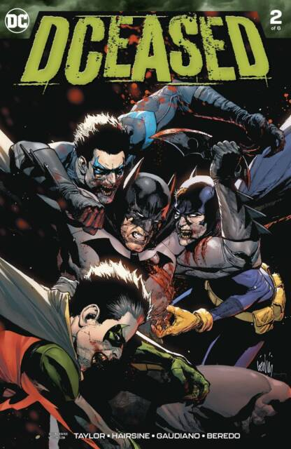 DCEASED #2 (OF 6) DC Comics (2019)