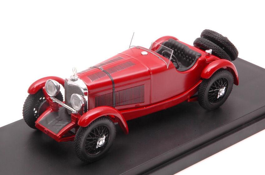 MERCEDES SSK SUPER-SPORT-breve 1928 Red 1:43 MODEL rio4533 Rio