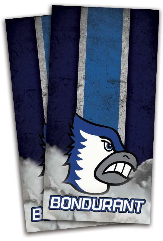 Bondurant Cornhole Bag  Toss Wrap Set  first time reply