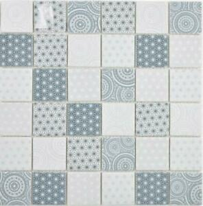 GLAS-Mosaik-ECO-blau-Wand-Boden-Kueche-Dusche-Fliesenspiegel-WC-16-0104-10Matten