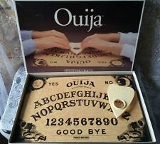 Vintage Ouija Board Game The Mystifying Oracle 1972 Parker Bros Complete