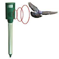 High Powered Ultrasonic Dog Cat Bird Rodent Fox Pigeon Seagull Heron Repeller