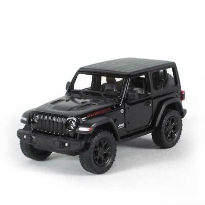 Wrangler Hard Top >> 5 Die Cast 2018 Jeep Wrangler Rubicon Hard Top Black 1 34 Scale Ebay