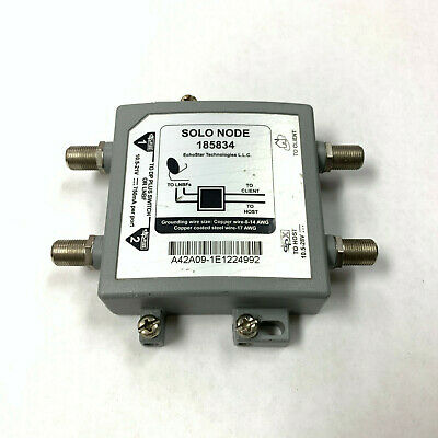 Dish Network Solo Node Hopper Joey Switch Whole Home Multi-Room