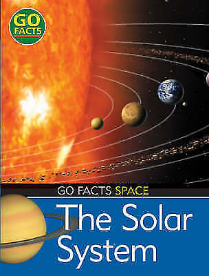 "1 of 1 - ""VERY GOOD"" O'Keefe, Maureen, The Solar System (Go Facts: Space), Book"
