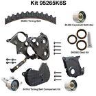 Engine Timing Belt Kit-Timing Belt Kit with Seals fits 2001 Chrysler PT Cruiser