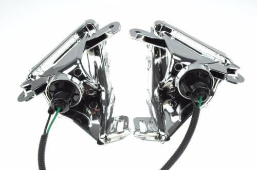 Front Turn Signals Clear Lens with Bulbs for Kawasaki 2005-2010 Ninja ZX-6R