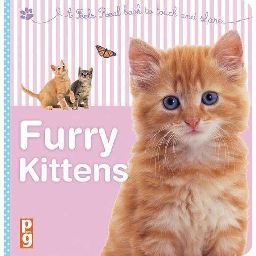 1 of 1 - Christiane Gunzi, Feels Real: Kittens, Very Good Book
