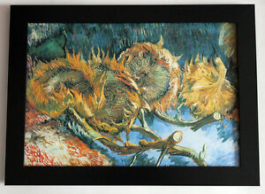 Vincent Van Gogh Sunflower Giclee Canvas Print Paintings Poster Reproduction
