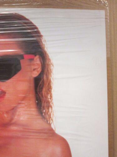 Vintage 1989 Body Glove original hot girl poster volleyball 11995