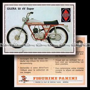 pnsm75-062-CYCLO-SPORT-GILERA-50-4V-SUPER-Motorcycle-Panini-Super-Moto-75