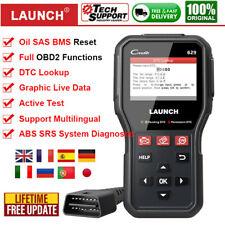 Launch Cr629 Obd2 Car Abs Srs Diagnostic Tool Auto Code Reader Sas Bms Oil Reset