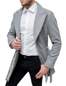 Cappotto-uomo-sartoriale-grigio-made-in-Italy-invernale-trench-soprabito-casual